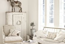 White on White / Country living and enjoying the simplicity of white / by Stampin' Essentials