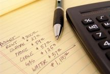 Financial Tips / by Kate Waller