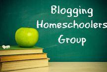 Blogging Homeschoolers / Awesome homeschool & education ideas from great homeschool bloggers / by Karyn ~ Teach Beside Me