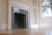 Linda's Fireplace / by Sarah Coates