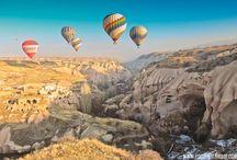 Turkey / Memories of Traveling Through Turkey.    www.escapetraveler.com / by Escape Traveler