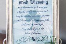 When Irish Eyes Are Smiling / by Melanie Petros Hodges