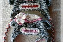 Knit/crochet-fiber arts / by Stacie Fallon