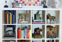 Bookshelves! / by EllaElla