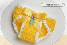 Cute Crochet (+instructions*) / by Chandrayee Biswas