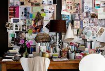 office / by Chris-Brenda Jane