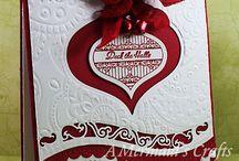 Cards: Spellbinder Dies / Ideas using Spellbinders dies / by Pat Cox