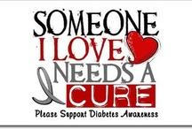 Diabetes Type 1 / by Amanda Bahde
