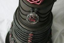 pasteles de boda / by erika toscano