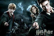 Harry Potter <3 / by Kelli Davis