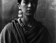 Frida Kahlo / by Zandra Conway