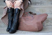 Shoes / by Keren Nahoom Zarka