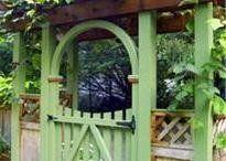 Garden Gates & Awesome Arbors / by Karen Lambert