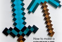 Minecraft / by Tiffany Browning