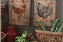 Country Home Decor / by Piper Classics