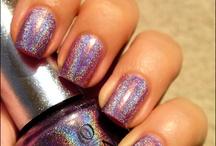 Girl play stuff AKA makeup! Hair and nails too / by Holly Zahn Manske