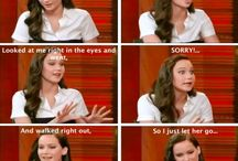 Jennifer Lawrence...Perfection / by Rachel Morgan
