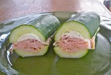 Farm-grown Recipes Cucumbers / by Patterson Farm,
