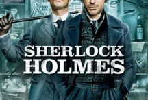What to watch/read after Sherlock / by Manhattan Public Library