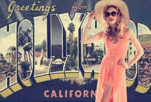Hollywood Glamour / by Lillian Lake