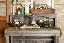 Dessert tables / by Desaliegh Kuilboer