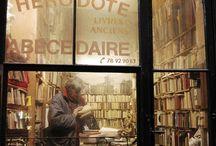 bookshops / by Lisa Guidarini