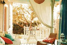 outdoor living  / by Whitney Rogers