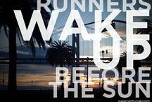 Just run / by Jamie Shankles