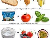 Nutritious Snacks/ Foods / by Marcie McIntosh