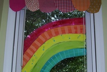 rainbows / by Things With Wings