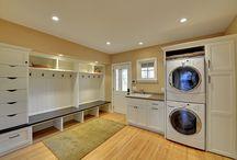 Laundry Rooms / by Sandra Motton