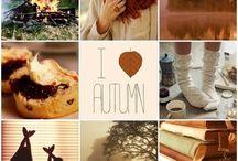 Autumn / by Cristine Rasmussen