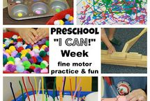 Fine Motor Skills / by Michelle Lindsey