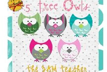 Owl theme / by Jess Yeager