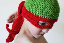 crochet superhero/costumes / by Amber Shook Huber