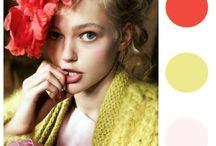 color palettes / by Laura Haverkamp