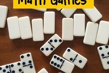 Ideas and Games For Teaching Math / Links to games, theories and ideas for teaching math. / by Portable Dividers & Art Displays