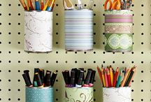 Home | Craft Room / by Kaycee Bassett
