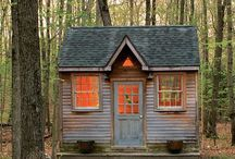 Tiny Houses and Spaces / by Penny Rutz-Campbell