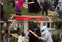 Star Wars Party / by Emily Ulmer