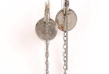 earrings, rings, jewelry / by Liz Therrien Keliinoi