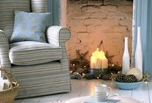 Home... Cozy Spaces / by Angel B...