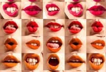 Lips / by Skylar Furler