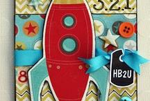 MME Celebrates! Birthdays: Cards, Crafts, Layouts / by My Mind's Eye inc