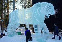 Ice Sculptures / by Wanda Smith
