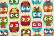 Owls / by Alanna Stapleton
