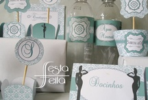 Party decor / by Marianne Lopes