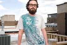 Tshirts / by Jason ChaveZ