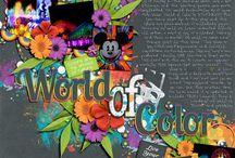 Scrapbooking Inspiration/Admiration / by Danielle Janda