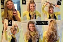 Hair Ideas / by Korryn Phillips